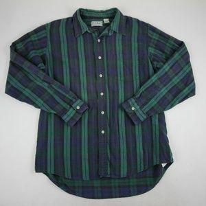 L.L. Bean Men's Casual Button Down Shirt Size L